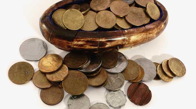 División En Monedas Patrimonio